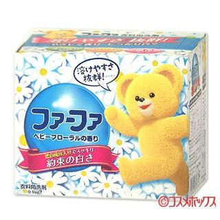 【ポイント10%】ファーファ コンパクト洗剤 ベ...