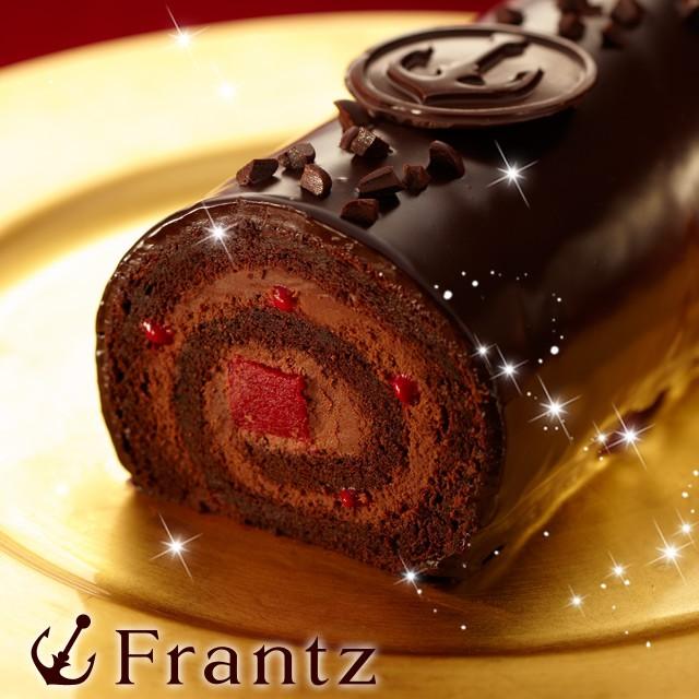 バレンタイン チョコ ギフト/ ザッハトルテのような濃厚ロールケーキ!神戸ザッハロール/