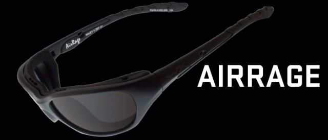 WILEY X・AIRRAGE Black Ops【ワイリーエックス】...