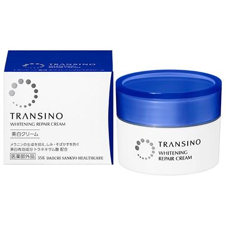 トランシーノ薬用ホワイトニングリペアクリーム 3...