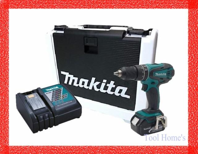 マキタ 18V 充電式 ドリルドライバー 4点セット/...