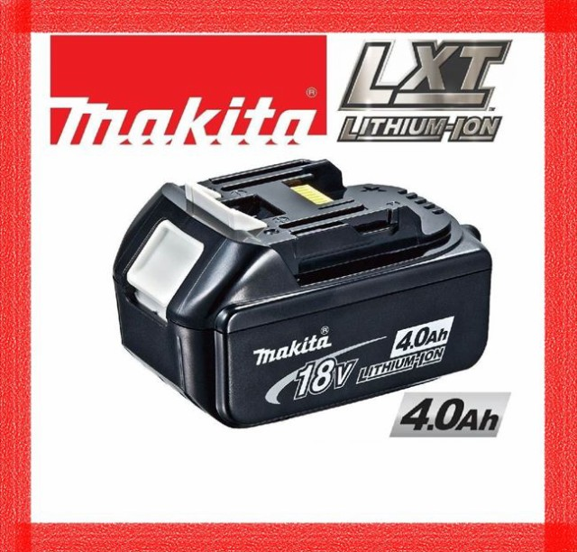 マキタ 純正 BL1840 バッテリー 18V /4.0Ah/BL1830,BL1850 機種対応/リチウムイオンバッテリー/蓄電池