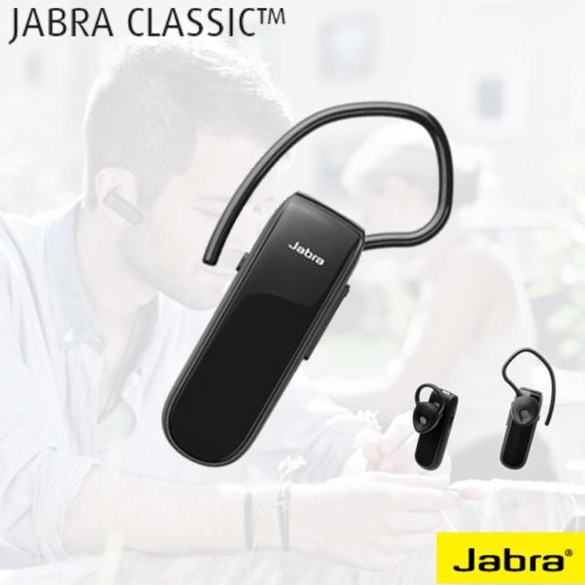 Jabra CLASSIC ブラック シンプル・イズ・ベスト...