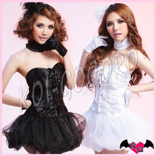 <ドレス>2カラー☆バルーンドレス☆コスプレ ド...