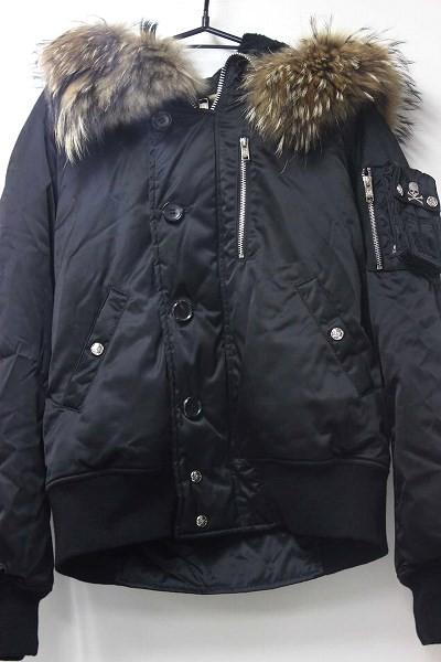 スターマインドジャパン×ポーター メンズ 中綿入りフード付きジャケット