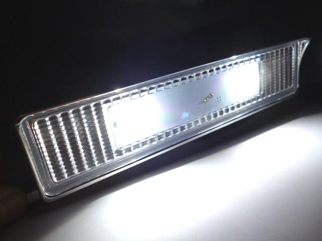 【純正対応LEDナンバーランプ 12V/24V共用】ナン...