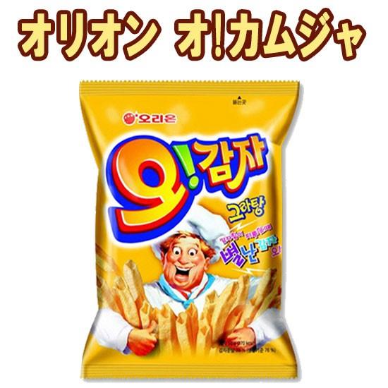 ★ORION お!ガムザ(じゃがいも) 50g /韓国...