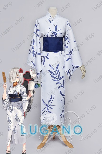 LUGANO 艦隊これくしょん ~艦これ~ 濱風   浴衣...