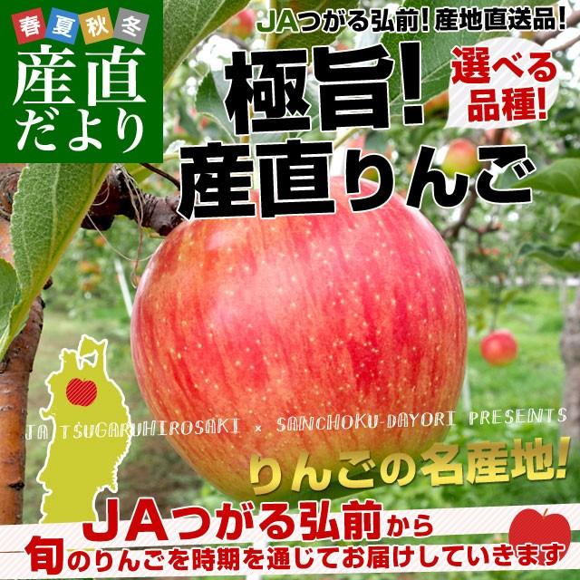 送料無料 青森県より産地直送 JAつがる弘前 極...