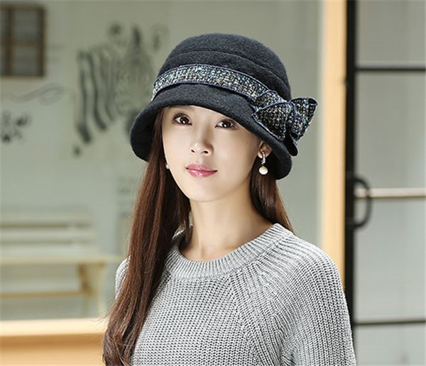 全4色 シンプル 帽子 レディース  ハット  人気 ...