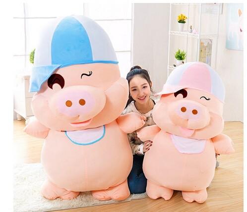 ブタ ぬいぐるみ 特大 豚 大きいぶた/抱き枕/ク...