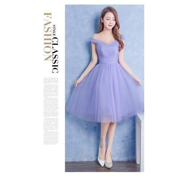 ウェディングドレス ロング 二次会ドレス パーテ...