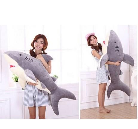 鮫 サメ ぬいぐるみ クリスマス プレゼント 可愛...