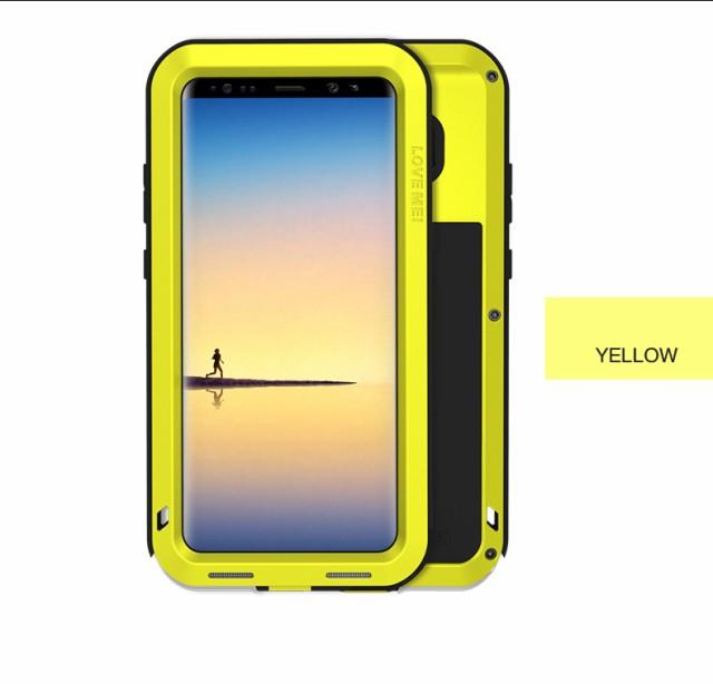 LOVE MEI 軍規格 Galaxy note8 ケース、Tomplus ...