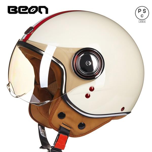 ヘルメット バイク用 高密度ABS ダブルシールド ...