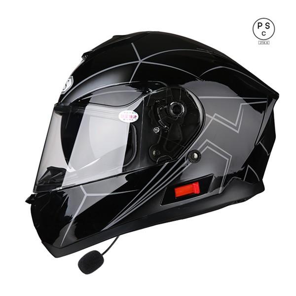 ヘルメット バイク用 フルフェイス バイクヘルメ...