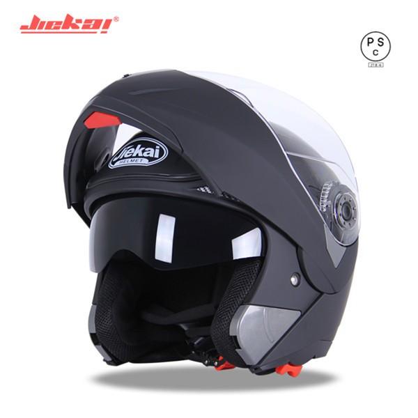 バイクヘルメット システムヘルメット フリップア...