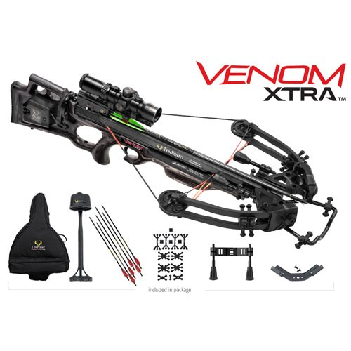 アメリカテンポイント社製 VENOM XTRA 185ポン...