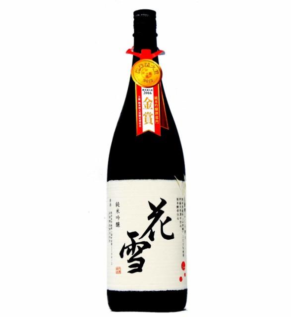 純米吟醸 花雪 1.8L  【宅】【河津酒造】