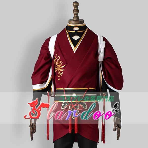 刀剣乱舞 和泉守兼定 内番 コスプレ衣装[3845]