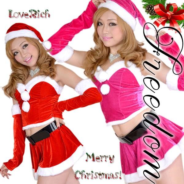 激安セール クリスマス サンタコス コスプレ コス...