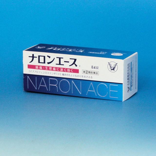 【第(2)類医薬品】 ナロンエースT 84錠  イ...