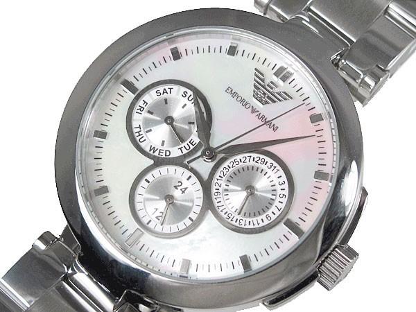 エンポリオ アルマーニ ARMANI 腕時計 レディース...