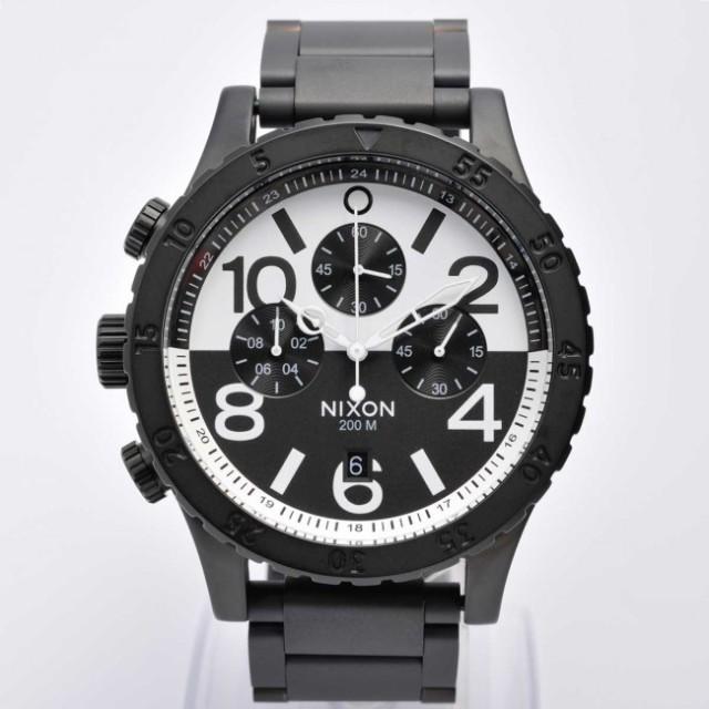 ニクソン NIXON 腕時計 48-20 A4862052 ホワイ...