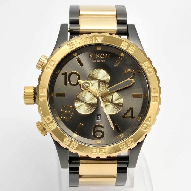 ニクソン NIXON 腕時計 51-30 CHRONO A083-595 GU...