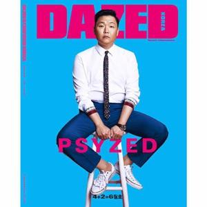 韓国女性雑誌 DAZED&CONFUSED KOREA 2017年 6月...