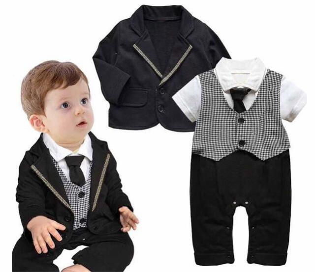 ロンパース フォーマル スーツ 英国風 入園式 ス...