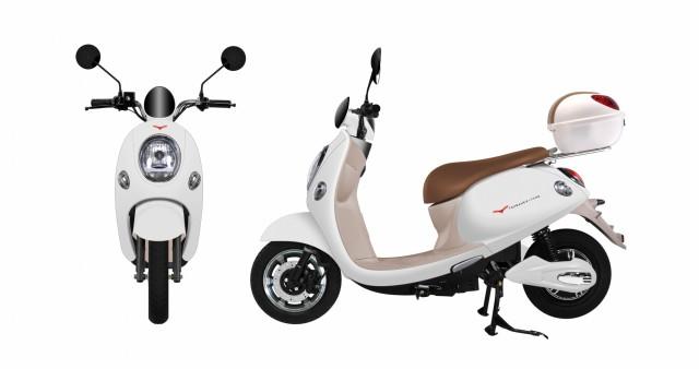 【電動バイクに乗ろう】電動バイク|電動スクータ...