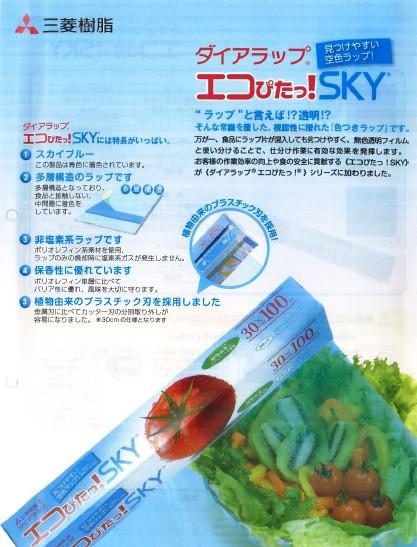 ダイアラップ エコぴたっ!sky 45cm×50m /30cm×...