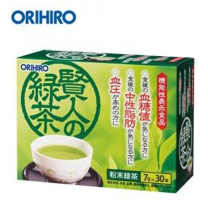 ★「賢人の緑茶(機能性表示食品) 7g×30本×2個」...