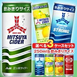 【送料無料】アサヒ飲料 三ツ矢・ウィルキンソン ...