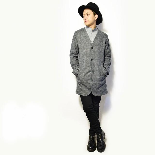 Swing スウィングのコートを使用したトーンを合わせた大人っぽいスタイル!