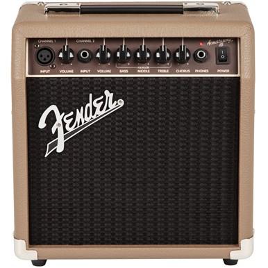 Fender/Acoustasonic 15 アコースティック・ギタ...