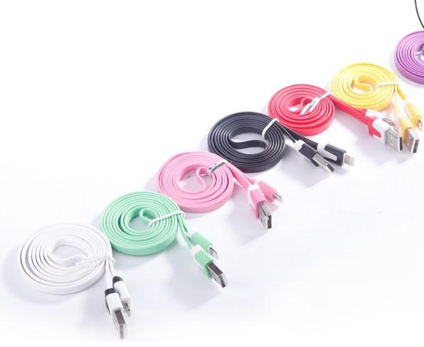 iPhone用USB充電ケーブル/USB-iPhoneにUSB充電用...