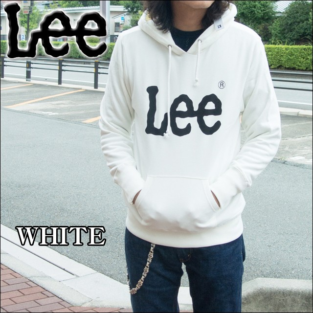 Lee(リー) メンズ ロゴプリント 裏起毛スウ...