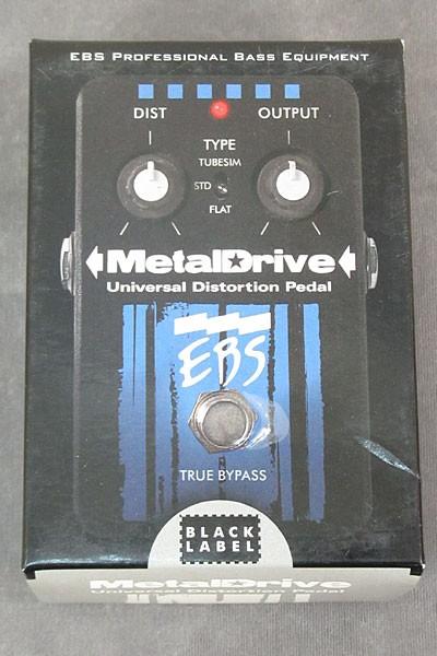 EBS Metal Drive 【アウトレット超特価!】【送料...