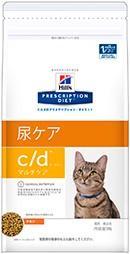 ヒルズ  猫用 c/d マルチケア 4kg