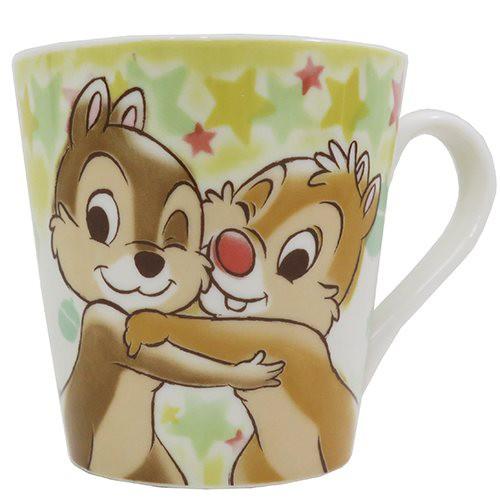 938b7aa088916 チップ デール 陶器製 マグ ハピネス(ディズニーマグカップ おしゃれ コップ マグ 食器