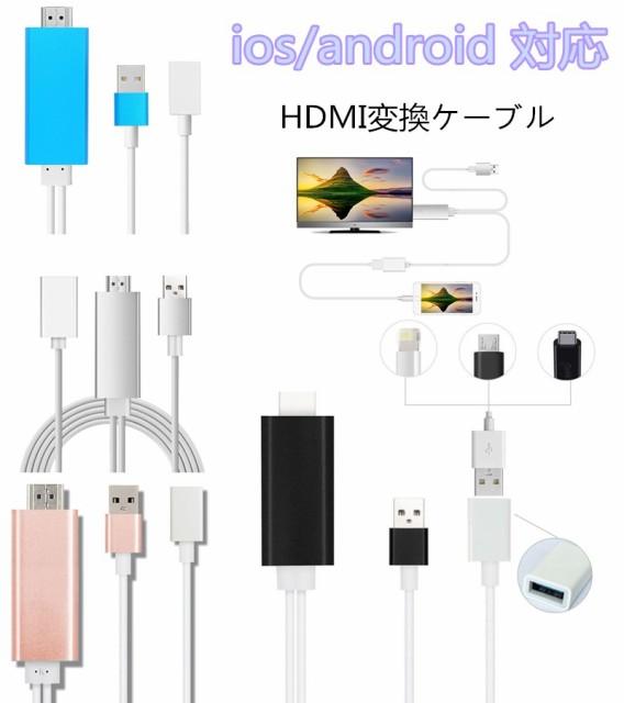 送料無料 HDMI変換アダプター HDMI変換ケーブル U...