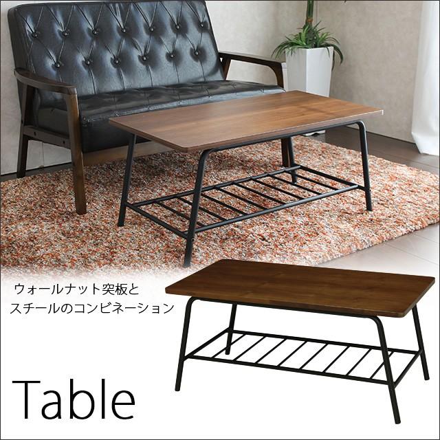 【送料無料】90テーブル リビングテーブル ローテ...