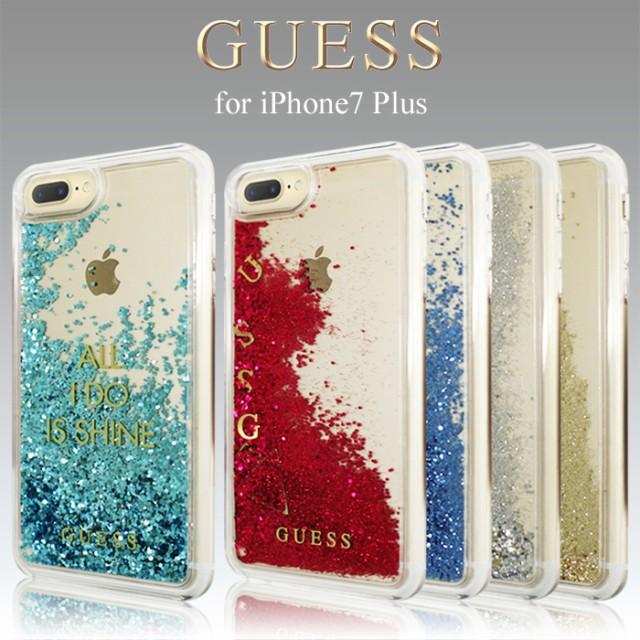 GUESS (ゲス)・公式ライセンス品 iPhone7 Plus ア...