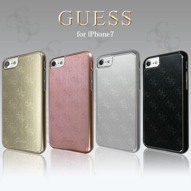 ポイント10%還元 GUESS 公式ライセンス品 iPhone7...