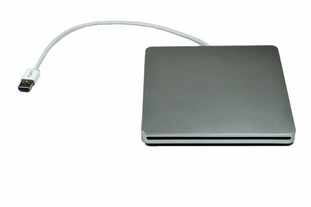 スーパードライブ用 USB3.0外付けケース 9.5mm厚...