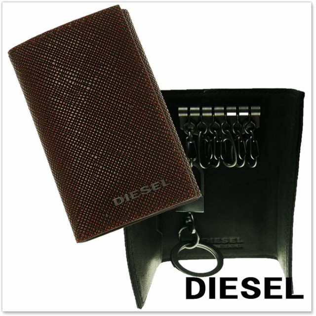 【セール 30%OFF!】DIESEL ディーゼル レザー6...