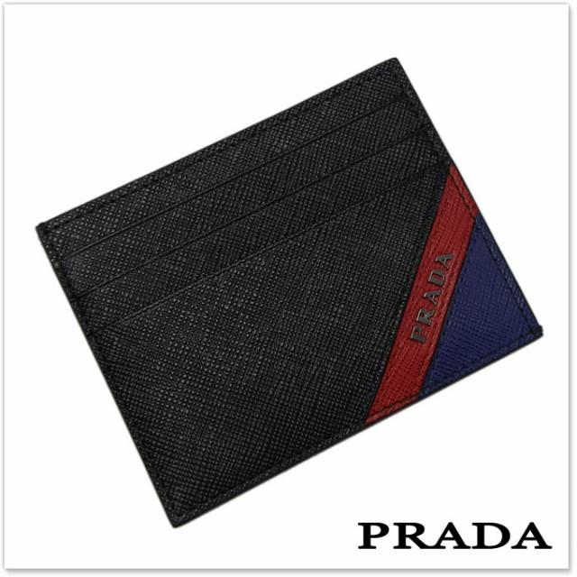 【セール 40%OFF!】PRADA プラダ レザーカード...