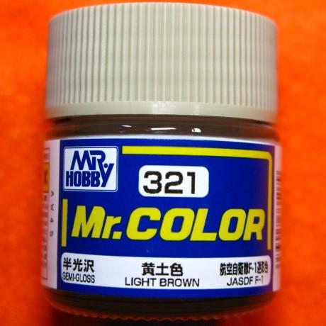【遠州屋】 Mr.カラー (321) 黄土色 航空自衛機F...